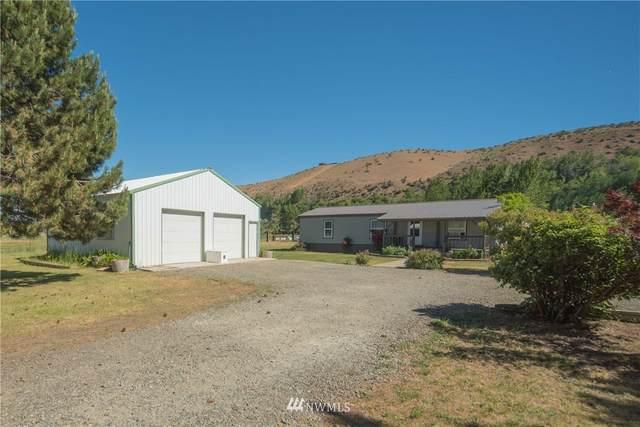 3021 Mcmanamy Road, Ellensburg, WA 98926 (MLS #1789790) :: Nick McLean Real Estate Group