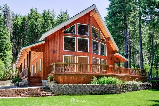 2452 Salal Drive, Leavenworth, WA 98826 (MLS #1789815) :: Nick McLean Real Estate Group