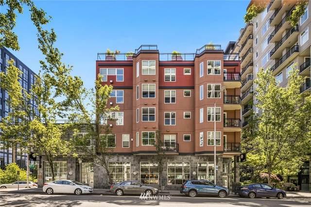 2607 Western Avenue #557, Seattle, WA 98121 (#1789875) :: Keller Williams Realty