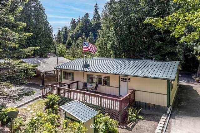 751 Mountain Trail Road, Brinnon, WA 98320 (#1789876) :: Tribeca NW Real Estate