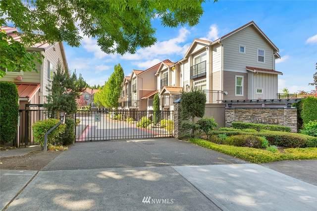 12701 SE 41st Place #322, Bellevue, WA 98006 (#1789891) :: Keller Williams Western Realty