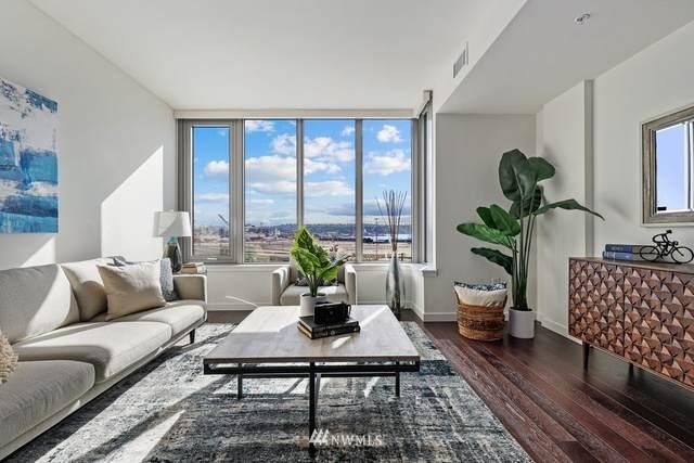 590 1st Avenue S #806, Seattle, WA 98104 (#1789937) :: Better Properties Lacey