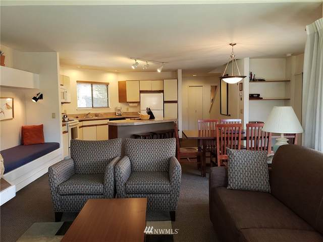 1 Lodge 610-I, Manson, WA 98831 (#1790023) :: Mike & Sandi Nelson Real Estate