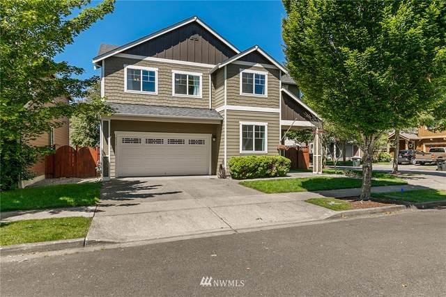 6717 Flute Street SE, Lacey, WA 98513 (#1790080) :: Better Properties Lacey