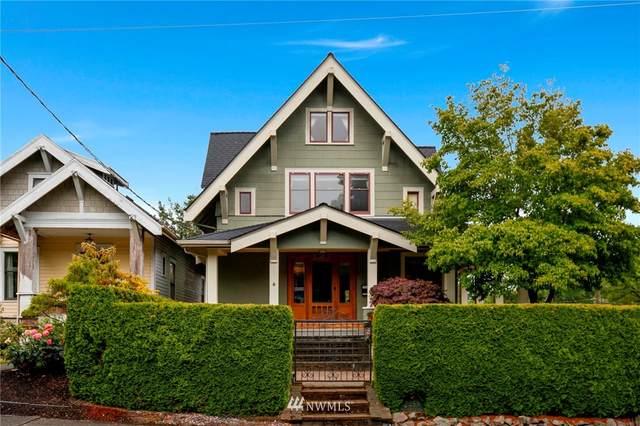 2459 2nd Avenue W, Seattle, WA 98119 (#1790128) :: NextHome South Sound