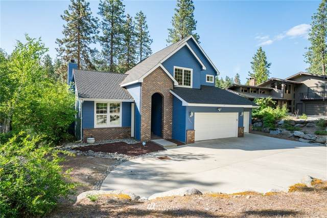 1517 Alpensee Strasse, Leavenworth, WA 98826 (MLS #1790148) :: Nick McLean Real Estate Group