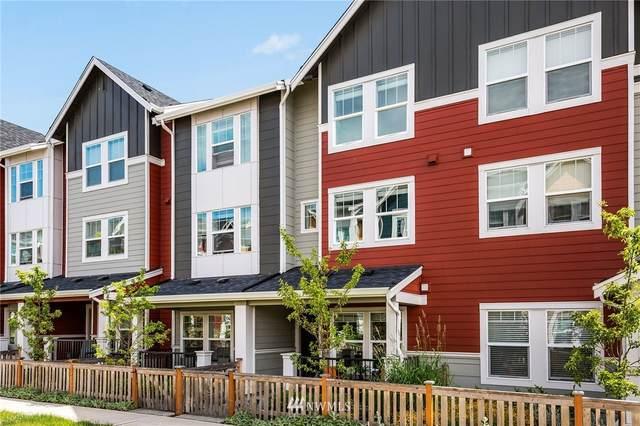 3300 SW Graham Street #202, Seattle, WA 98126 (#1790200) :: Beach & Blvd Real Estate Group