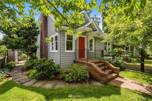 5756 34th Avenue NE, Seattle, WA 98105 (#1790228) :: McAuley Homes