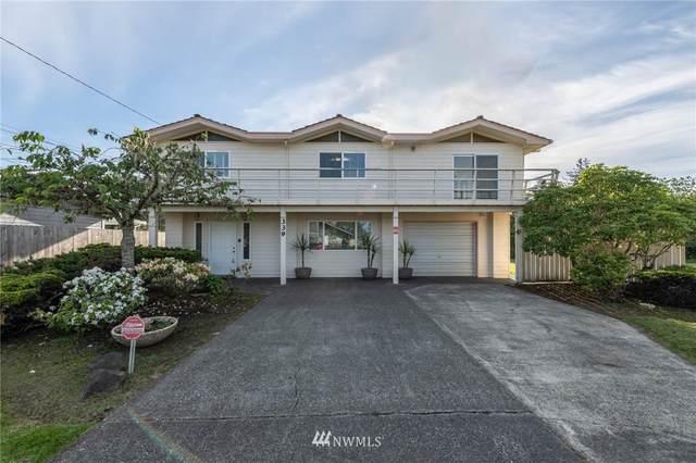 339 Canal Drive NE, Ocean Shores, WA 98569 (#1790235) :: Mike & Sandi Nelson Real Estate