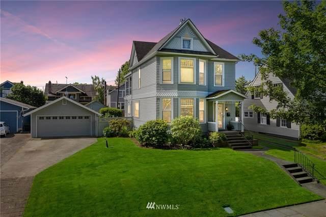 3316 N 28th, Tacoma, WA 98407 (#1790241) :: Shook Home Group