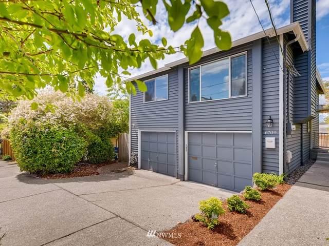6709 16th Avenue NW, Seattle, WA 98117 (#1790261) :: Ben Kinney Real Estate Team