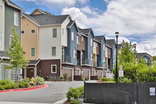 15755 NE 14th Terrace, Bellevue, WA 98008 (#1790273) :: Priority One Realty Inc.