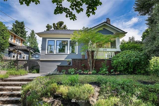 650 NW 74th Street, Seattle, WA 98117 (#1790284) :: Beach & Blvd Real Estate Group