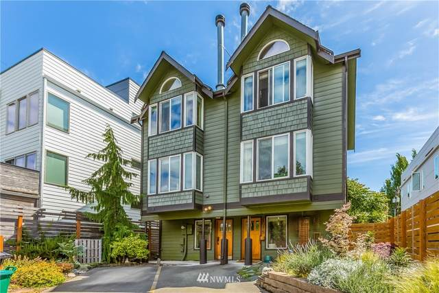 6717 California Avenue SW A, Seattle, WA 98136 (#1790294) :: Beach & Blvd Real Estate Group
