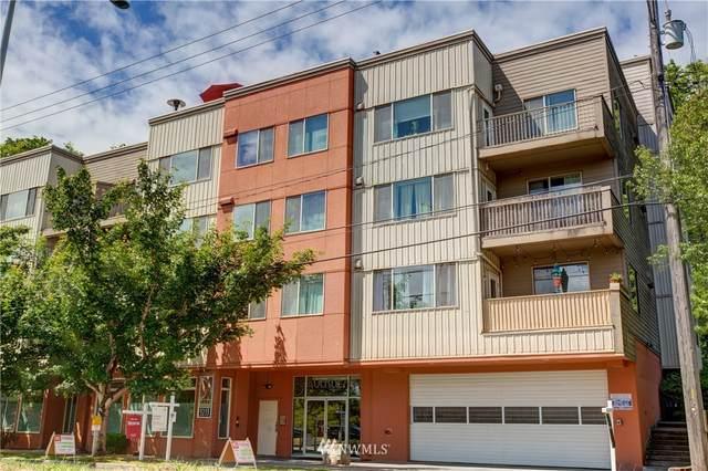 3213 Harbor Avenue SW #208, Seattle, WA 98126 (#1790308) :: McAuley Homes