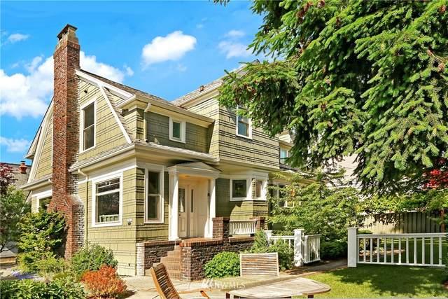 1512 1st Avenue W, Seattle, WA 98119 (#1790331) :: Keller Williams Realty