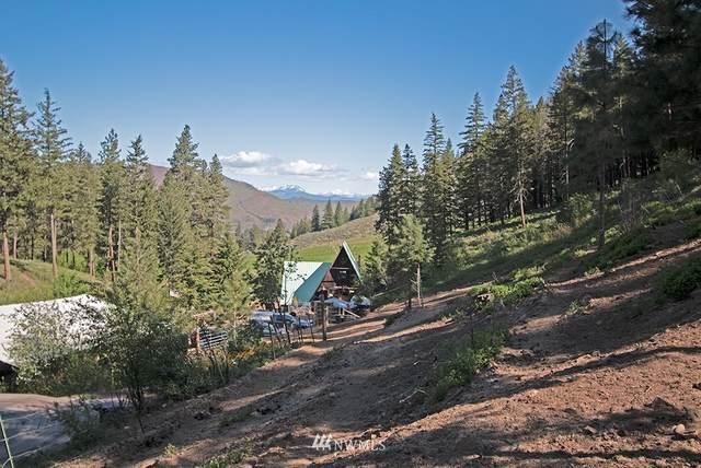 143 Elbow Canyon Road, Twisp, WA 98856 (#1790341) :: Engel & Völkers Federal Way