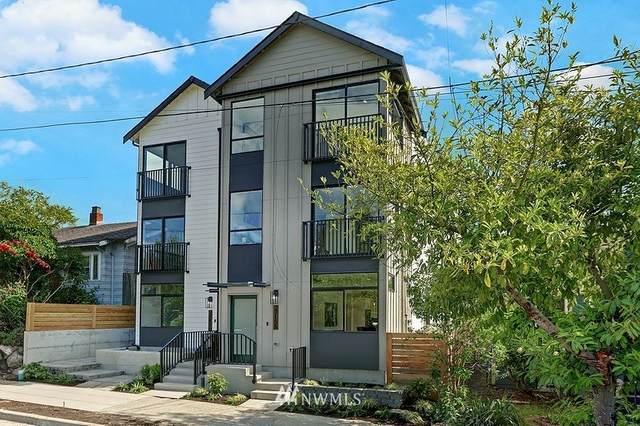 2715 S Judkins Street A, Seattle, WA 98144 (#1790402) :: Ben Kinney Real Estate Team