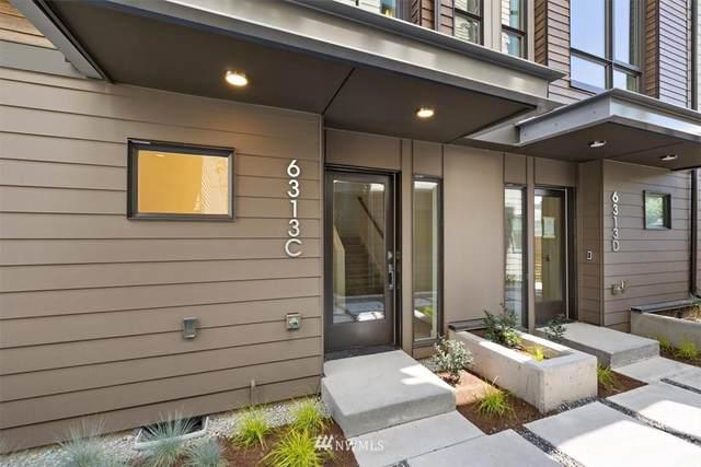 6313 9th Avenue NE C, Seattle, WA 98115 (#1790408) :: Ben Kinney Real Estate Team