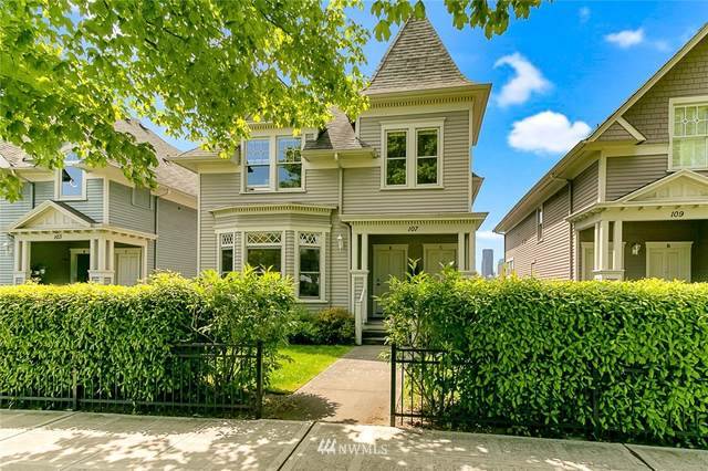 107 23rd Avenue B, Seattle, WA 98122 (#1790421) :: Priority One Realty Inc.
