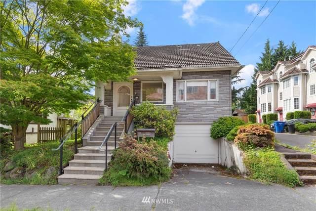 551 NE 65th Street, Seattle, WA 98115 (#1790481) :: Keller Williams Western Realty