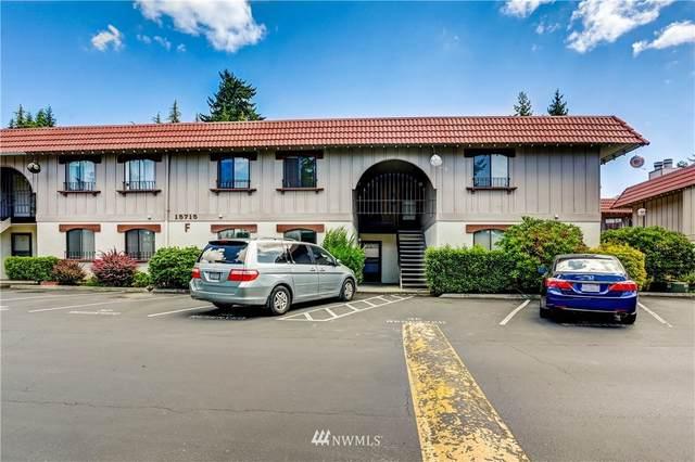 15715 NE 18th Street F6, Bellevue, WA 98008 (#1790498) :: Keller Williams Realty