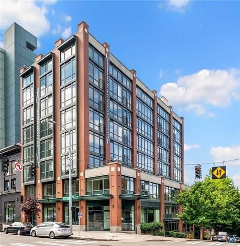 2233 1st Avenue #404, Seattle, WA 98121 (#1790499) :: The Robinett Group