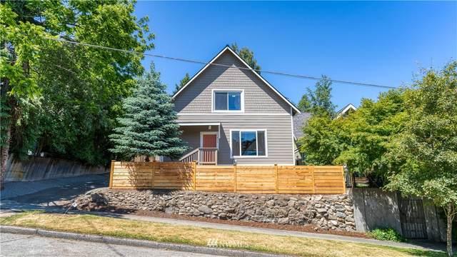 622 N 60th Street A&B, Seattle, WA 98103 (#1790703) :: Better Properties Lacey