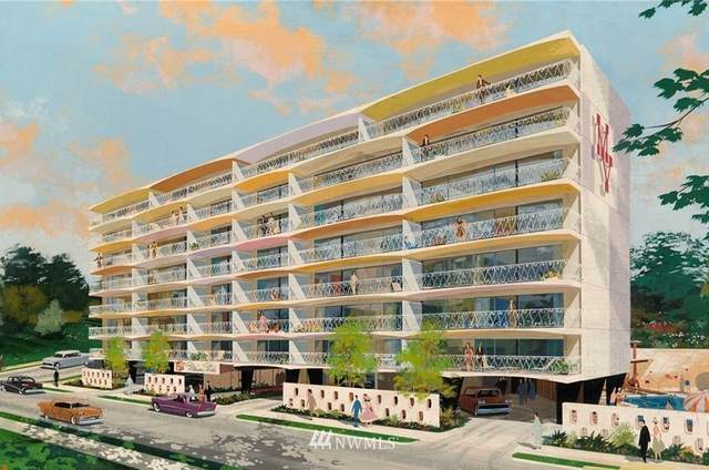 1740 Melrose Avenue #804, Seattle, WA 98122 (#1790750) :: Tribeca NW Real Estate