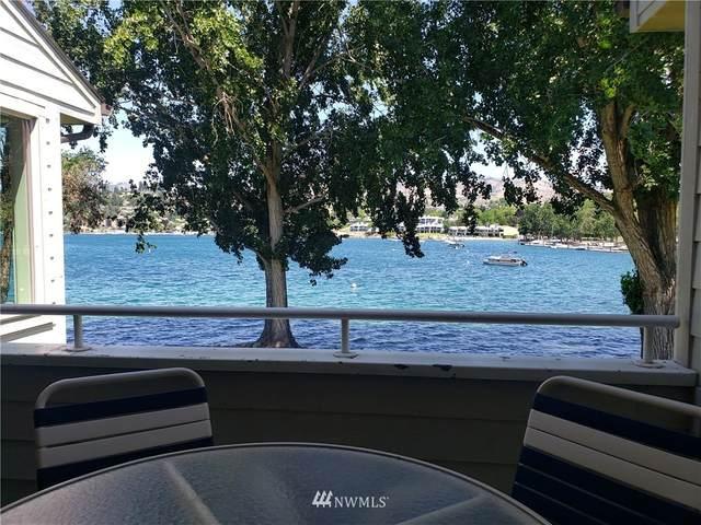 1 Beach 582-N, Manson, WA 98831 (#1790798) :: Mike & Sandi Nelson Real Estate