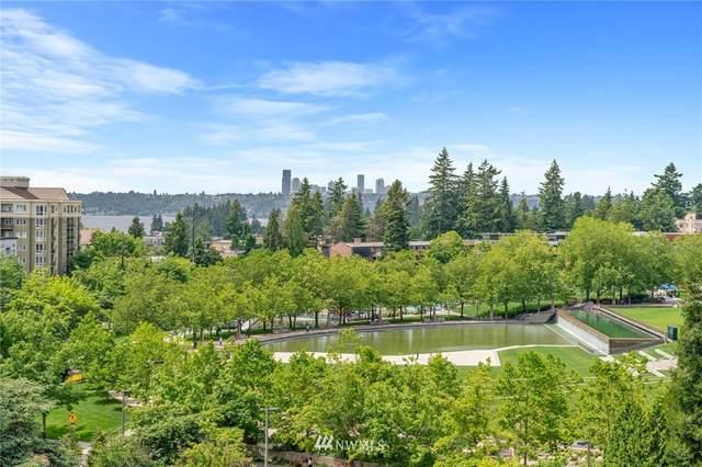 188 Bellevue Way NE #901, Bellevue, WA 98004 (#1790804) :: Beach & Blvd Real Estate Group