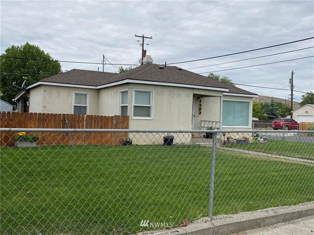 1203 Sunset Street SE, Ephrata, WA 98823 (MLS #1790957) :: Nick McLean Real Estate Group