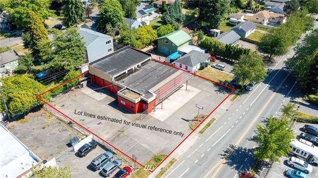 16268 5th Avenue NE, Shoreline, WA 98155 (#1790960) :: Mike & Sandi Nelson Real Estate