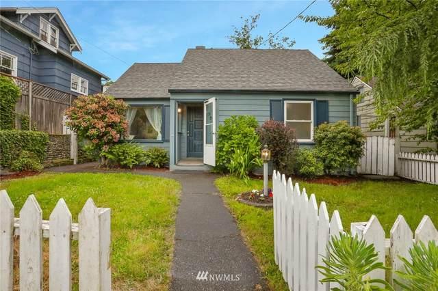 357 NW 48th Street, Seattle, WA 98107 (#1790967) :: TRI STAR Team   RE/MAX NW