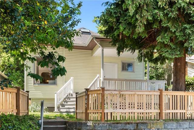 5605 11th Avenue NE, Seattle, WA 98105 (#1791002) :: Better Homes and Gardens Real Estate McKenzie Group