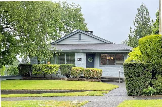 801 N K St, Aberdeen, WA 98520 (#1791059) :: Keller Williams Western Realty