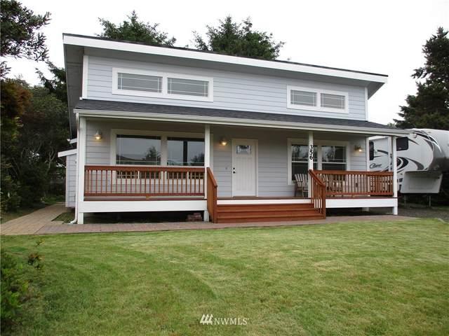 356 Ocean Shores Boulevard NW, Ocean Shores, WA 98569 (#1791117) :: Mike & Sandi Nelson Real Estate