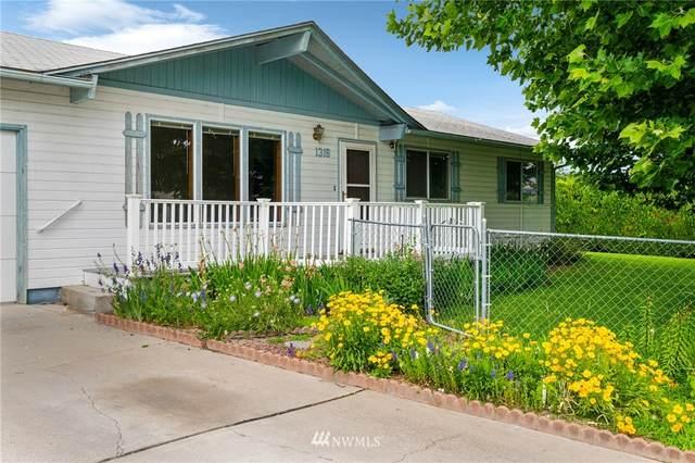 1316 Kittitas Street, Wenatchee, WA 98801 (#1791131) :: NW Homeseekers