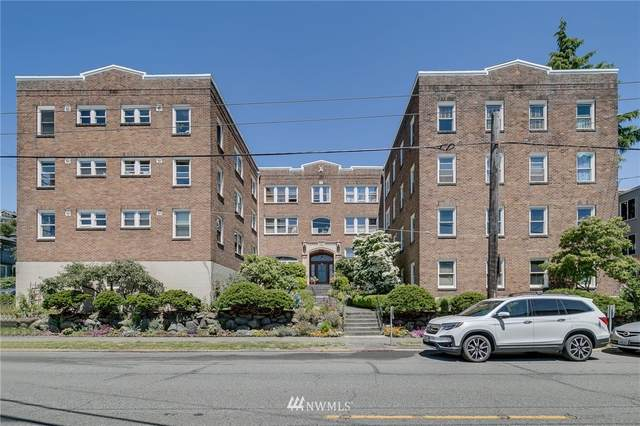 220 W Olympic Place #301, Seattle, WA 98109 (#1791154) :: Beach & Blvd Real Estate Group