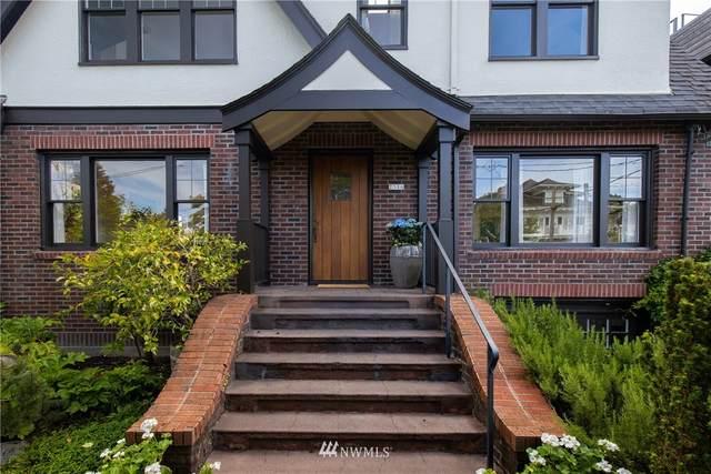 2316 11th Avenue E, Seattle, WA 98102 (#1791155) :: Lucas Pinto Real Estate Group