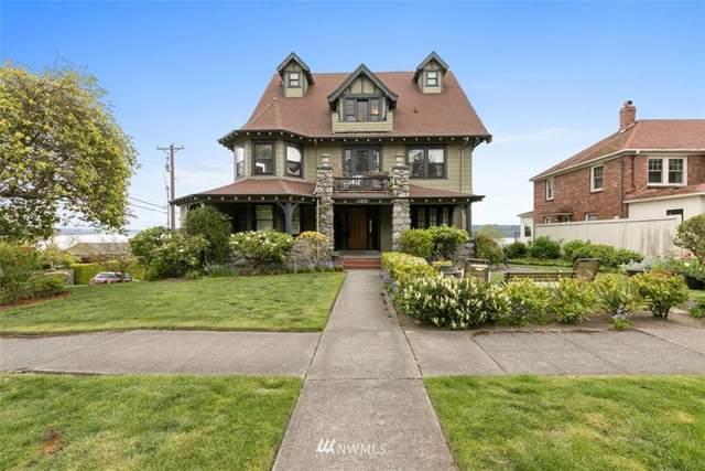 523 N C Street #6, Tacoma, WA 98403 (#1791181) :: The Kendra Todd Group at Keller Williams