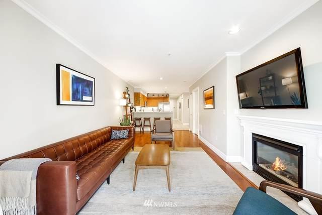 1101 E Terrace Street #202, Seattle, WA 98122 (#1791321) :: Shook Home Group