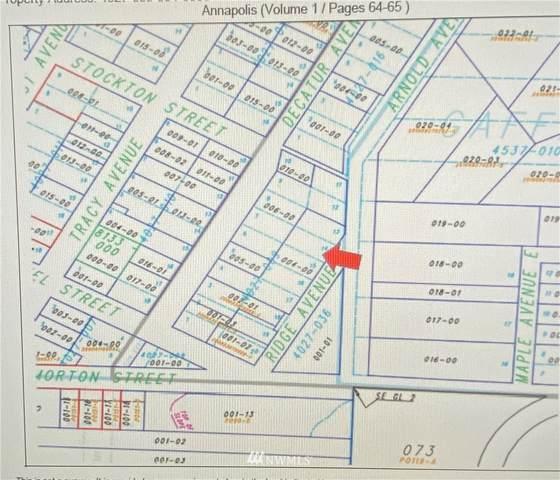 0 Decatur Avenue, Port Orchard, WA 98366 (#1791322) :: Northern Key Team