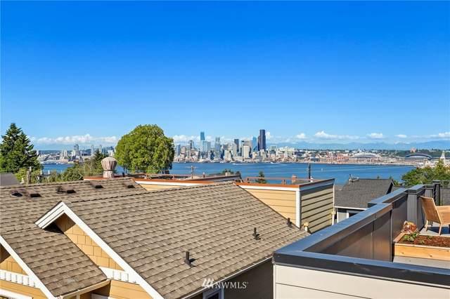 1714 California Avenue SW A, Seattle, WA 98116 (#1791350) :: Pacific Partners @ Greene Realty