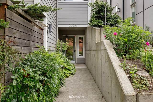 2228 Yale Avenue E #34, Seattle, WA 98102 (#1791377) :: Northern Key Team