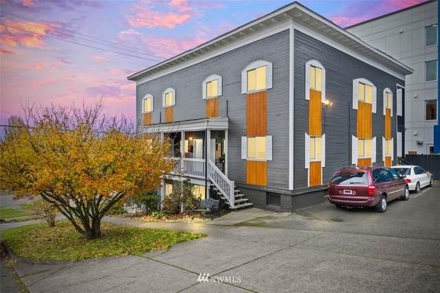 612 S 18th Street, Tacoma, WA 98405 (#1791455) :: Keller Williams Western Realty