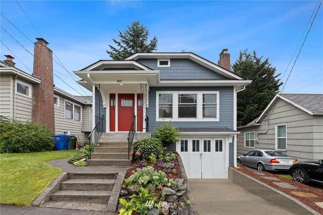 811 NE 72nd Street, Seattle, WA 98115 (#1791471) :: McAuley Homes