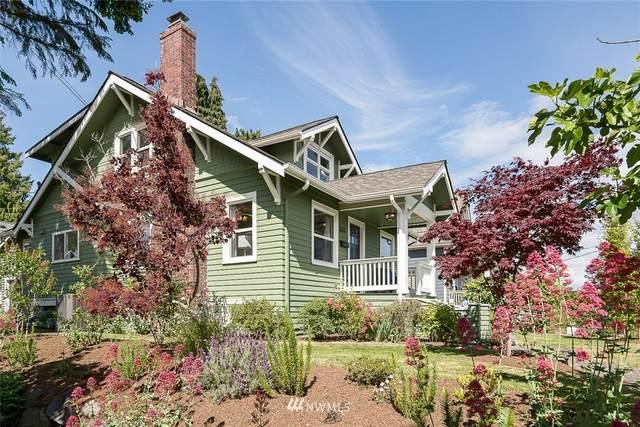 2856 NW 67th Street, Seattle, WA 98117 (#1791504) :: Hao Dang and Associates