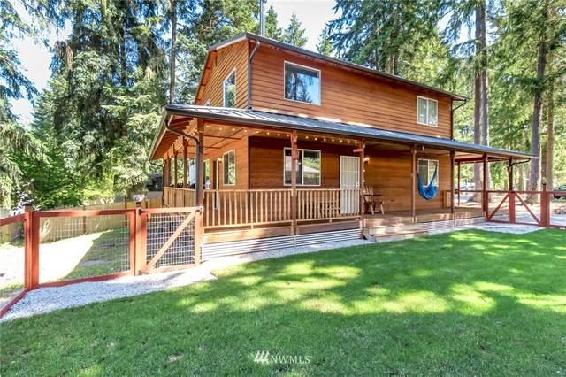 22436 N Clear Lake Boulevard SE, Yelm, WA 98597 (MLS #1791534) :: Brantley Christianson Real Estate