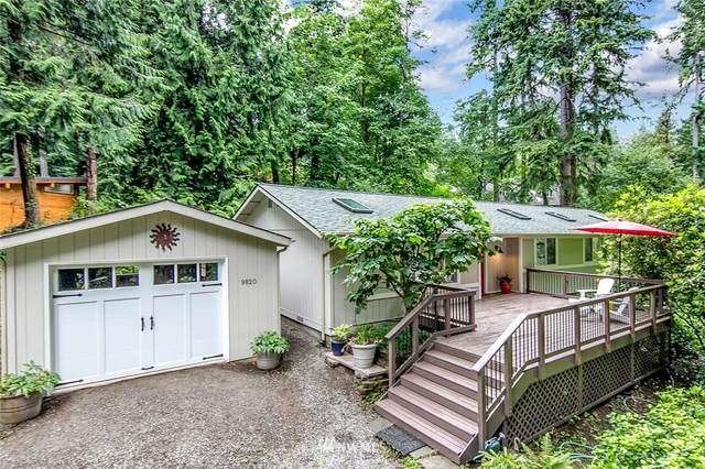 9820 NE Beach Crest Drive, Bainbridge Island, WA 98110 (#1791551) :: Mike & Sandi Nelson Real Estate